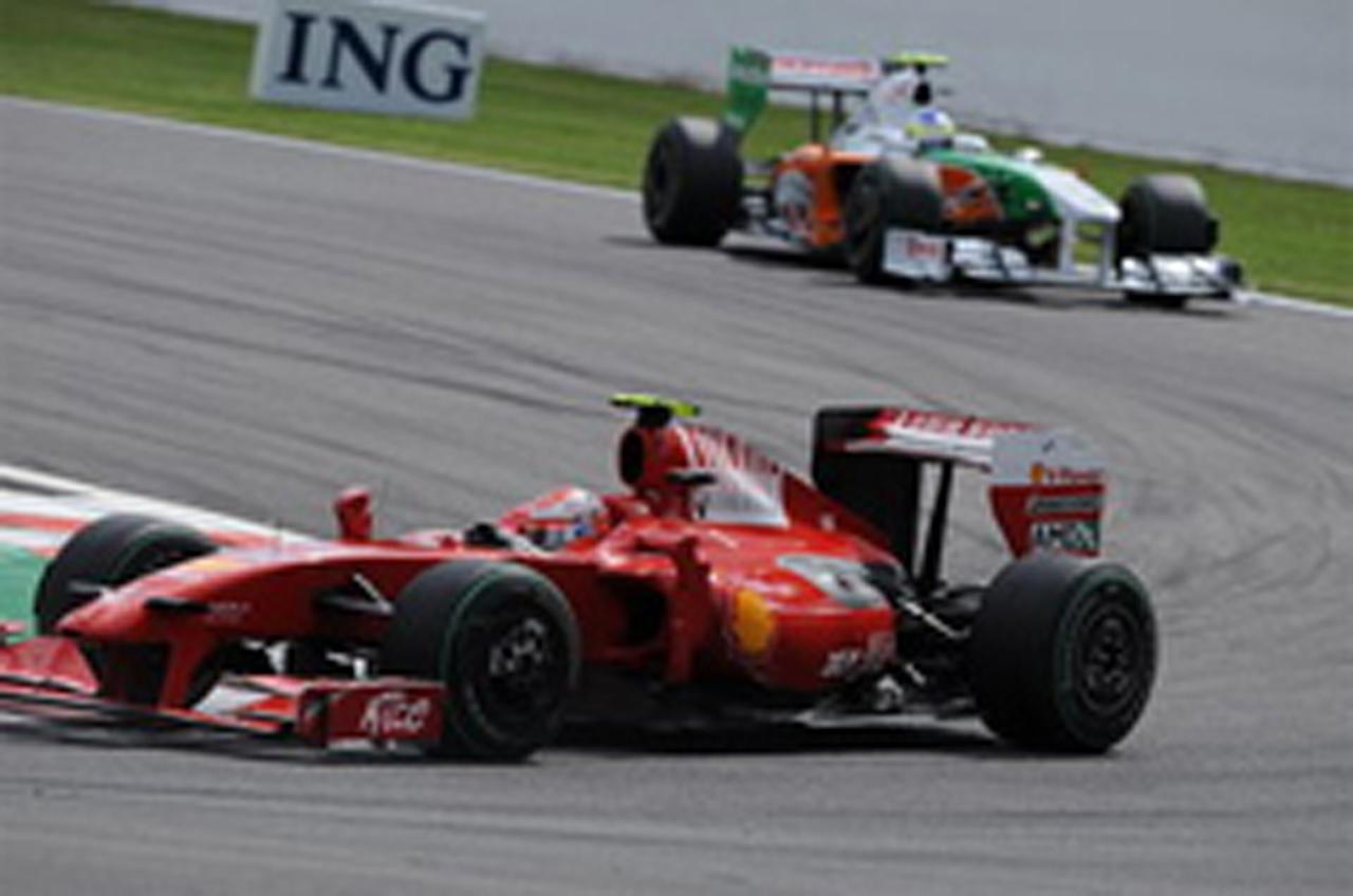 ブリヂストン F1 ベルギーGP