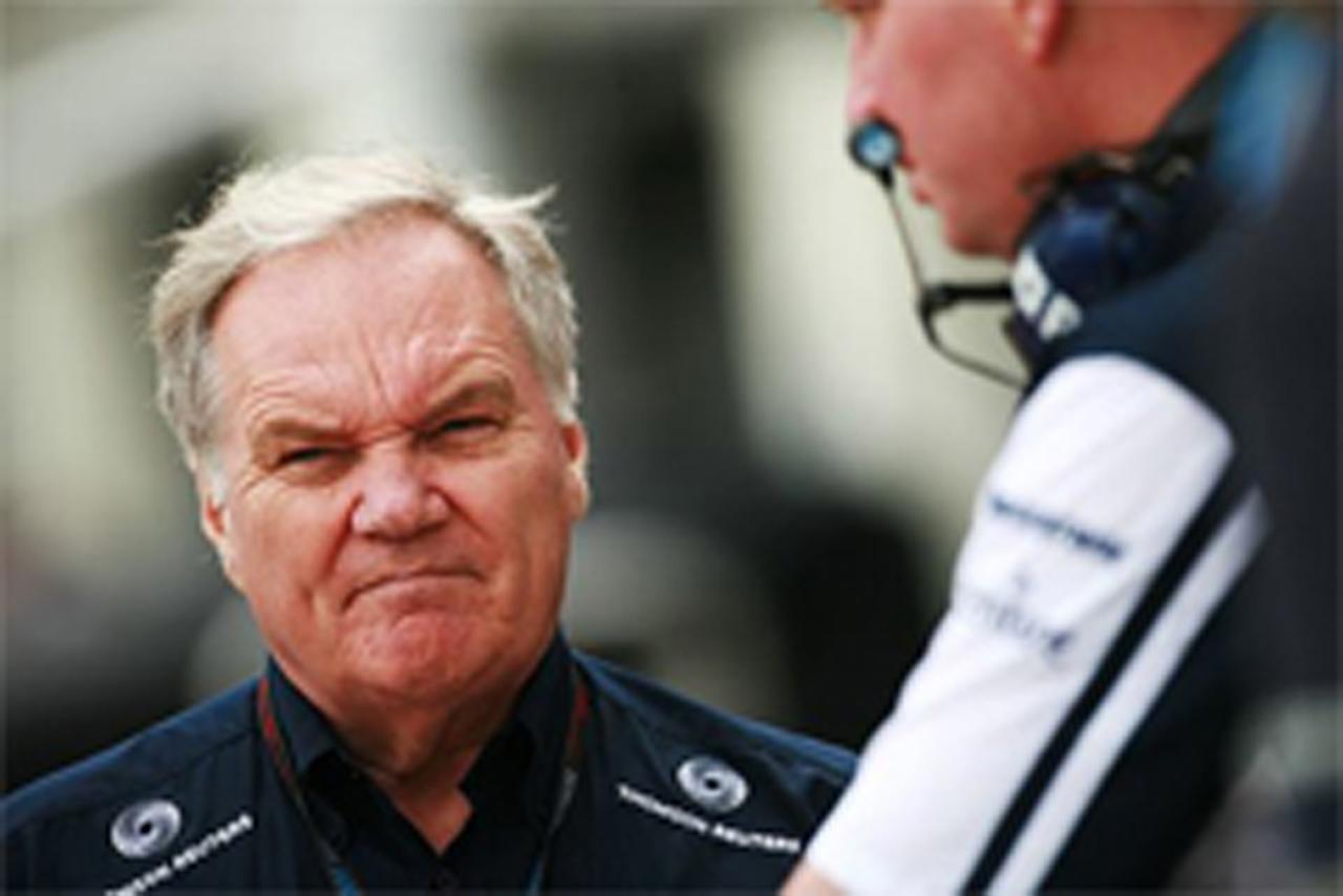 ウィリアムズ F1 コスワース