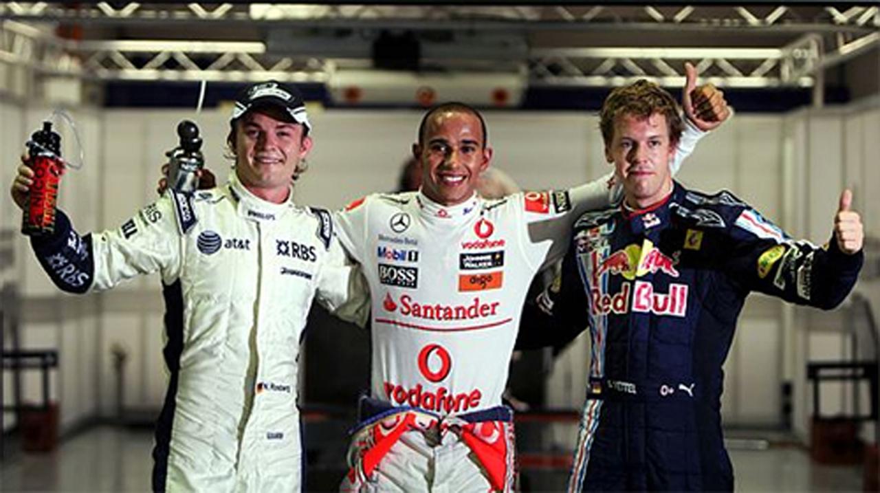 F1シンガポールGP 予選 ドライバーコメント