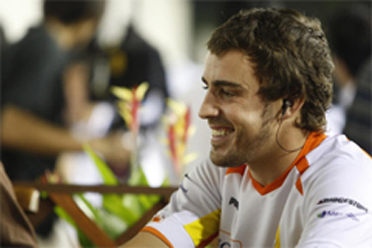 フェルナンド・アロンソ、いよいよフェラーリ加入へ