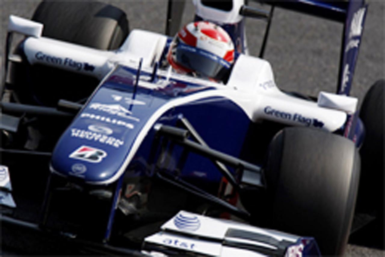 中嶋一貴 F1日本GP 予選 鈴鹿サーキット