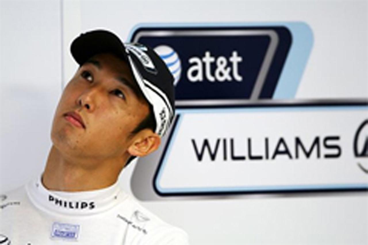 ウィリアムズのシート喪失が濃厚となった中嶋一貴