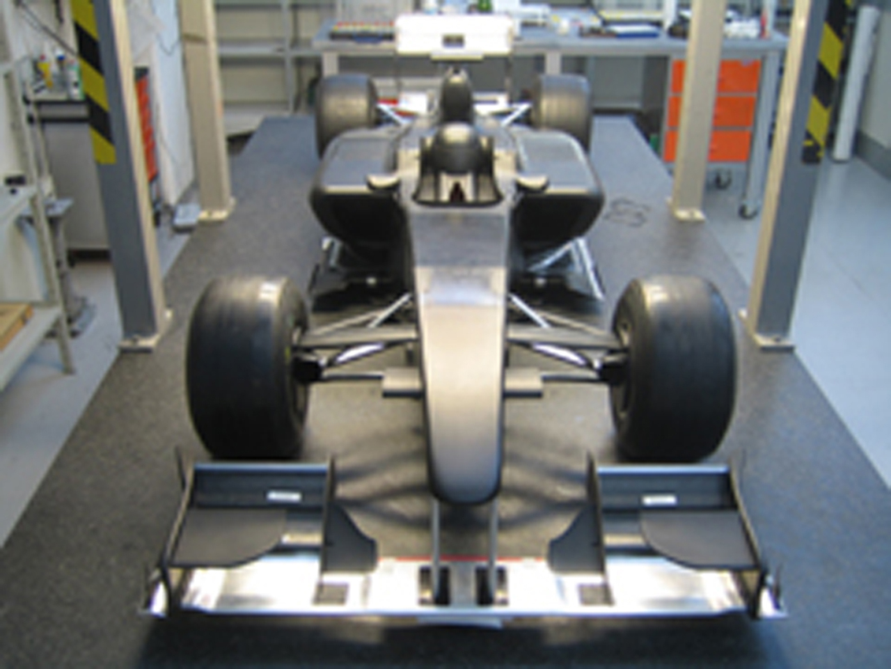 ロータス F1マシン
