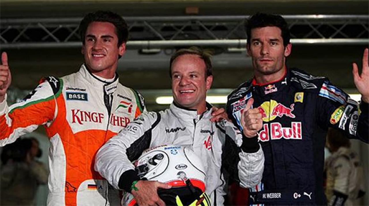 F1 ブラジルGP 予選 ドライバー