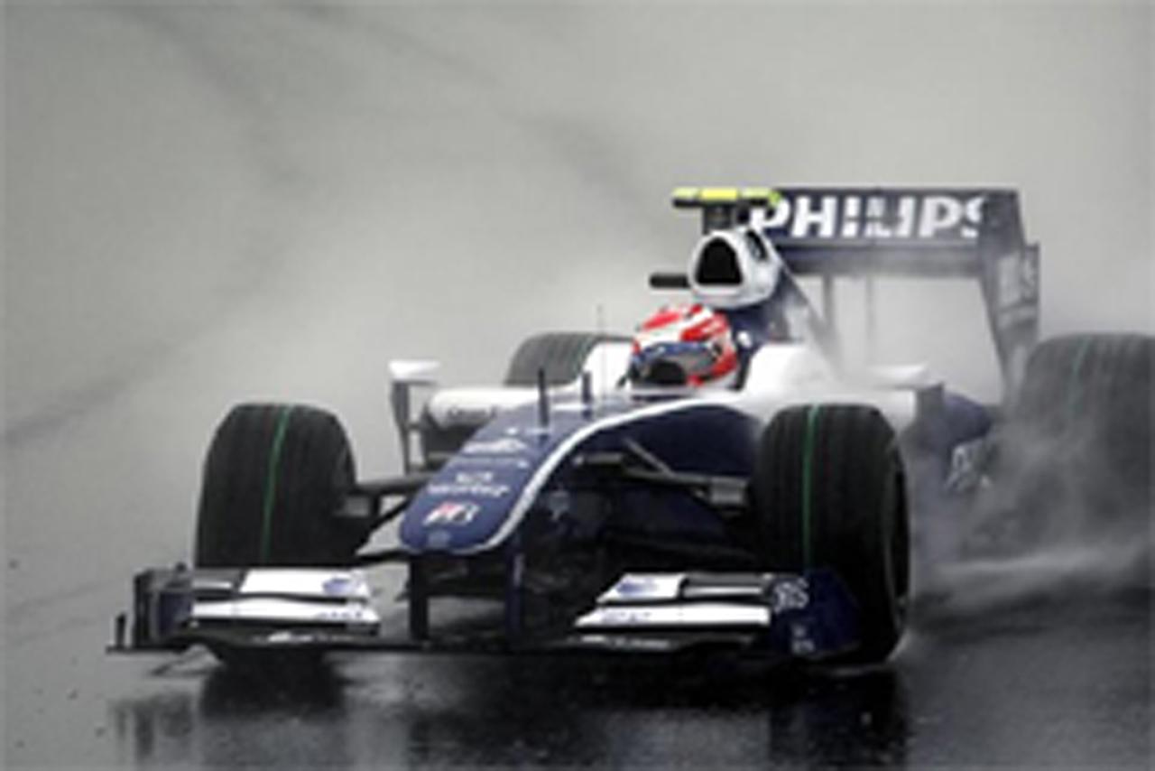 中嶋一貴 ウィリアムズ F1ブラジルGP 予選 結果