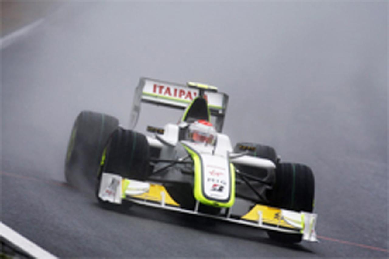 F1ブラジルGP 予選 ルーベンス・バリチェロ