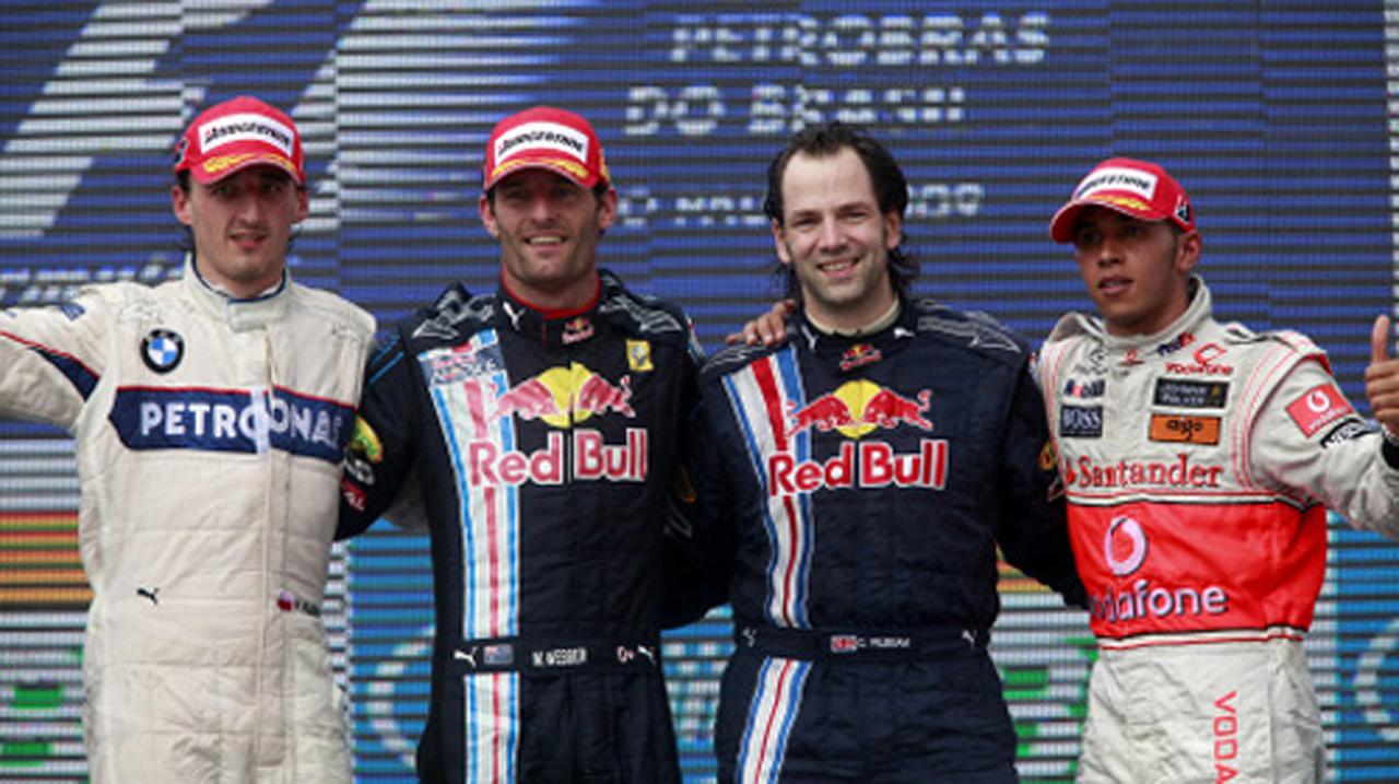 F1 ブラジルGP 決勝 ドライバーコメント