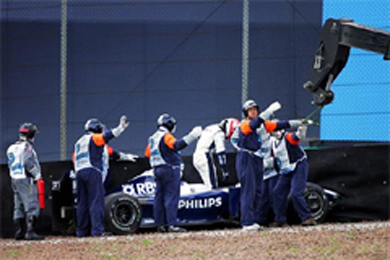 中嶋一貴 ウィリアムズ F1ブラジルGP 結果