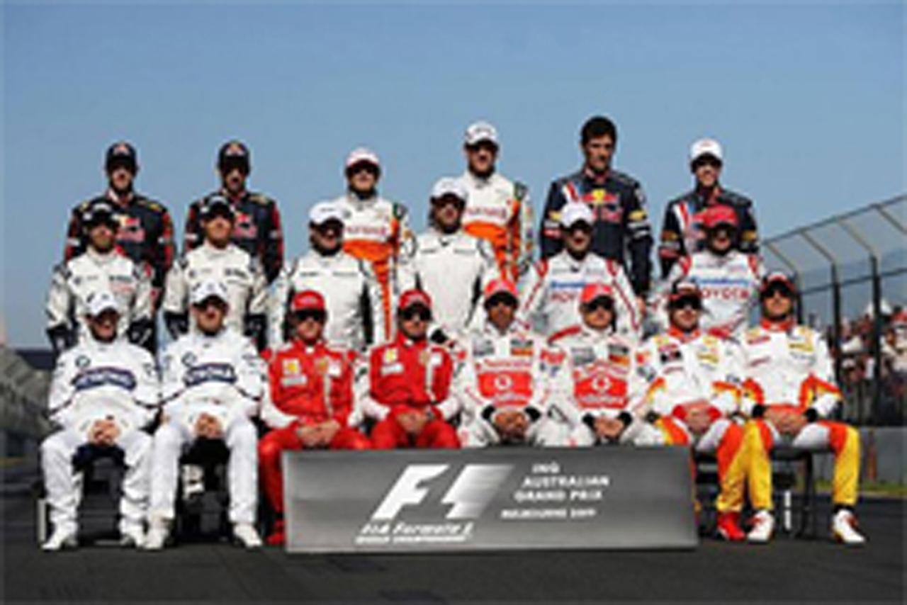F1ドライバー 年俸
