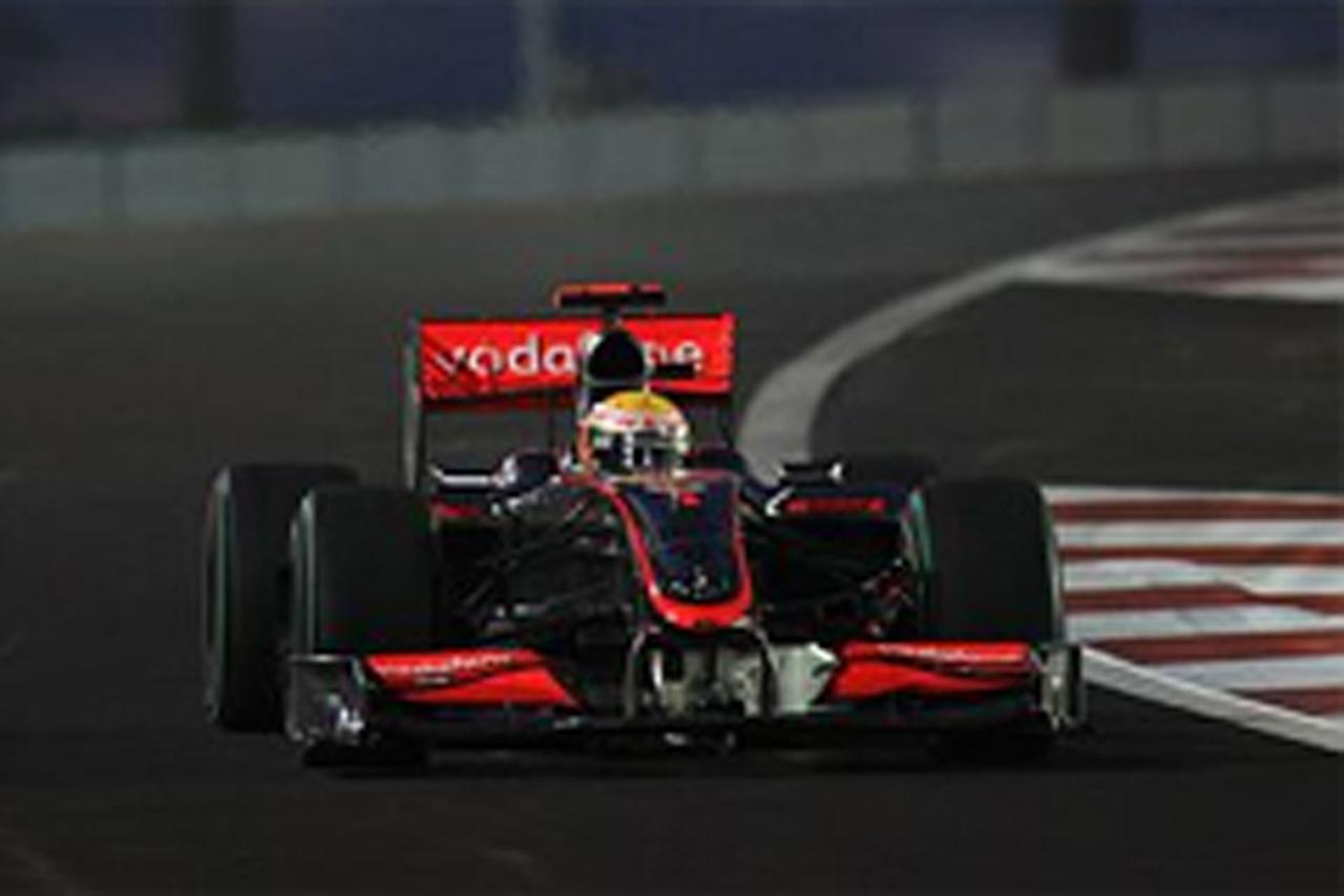 F1アブダビGP 予選