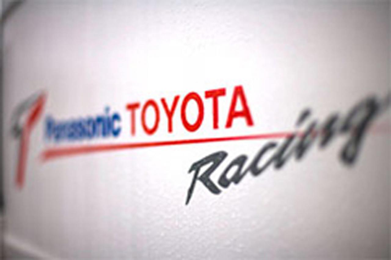 トヨタ F1撤退 正式発表