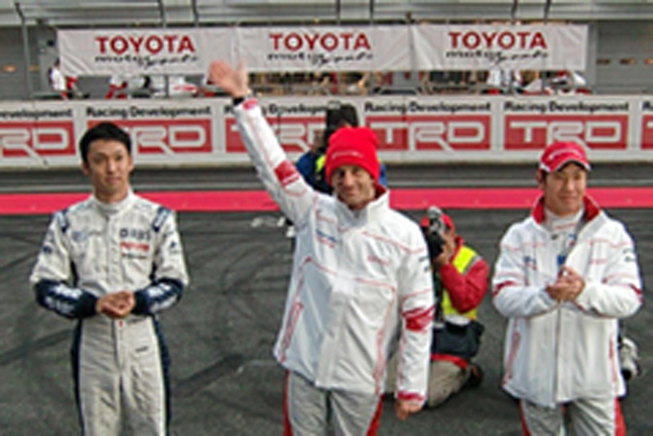 トヨタ F1 ファイナル