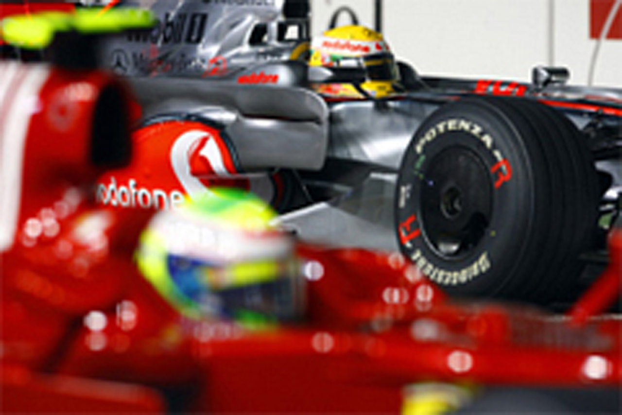 F1 新ポイントシステムの導入が決定