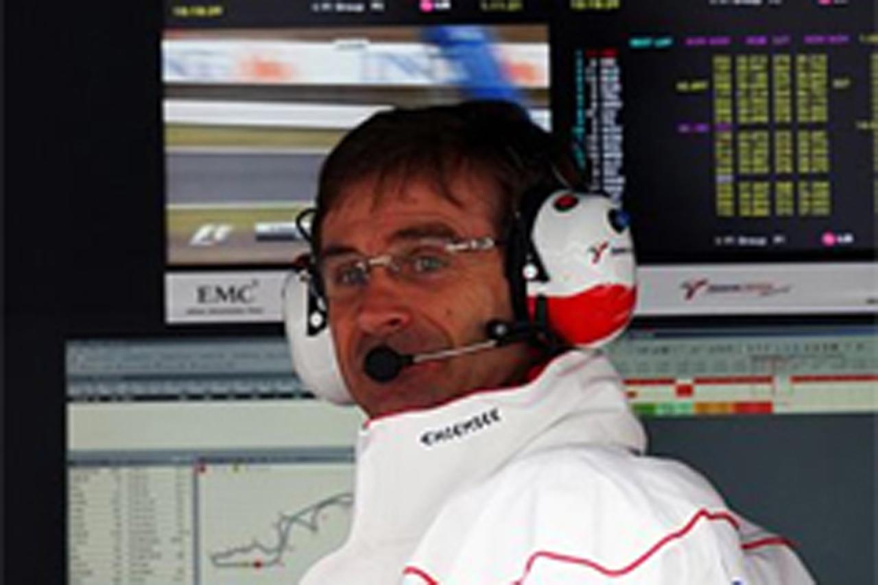 TF110でのプロジェクトを継続するパスカル・バセロン