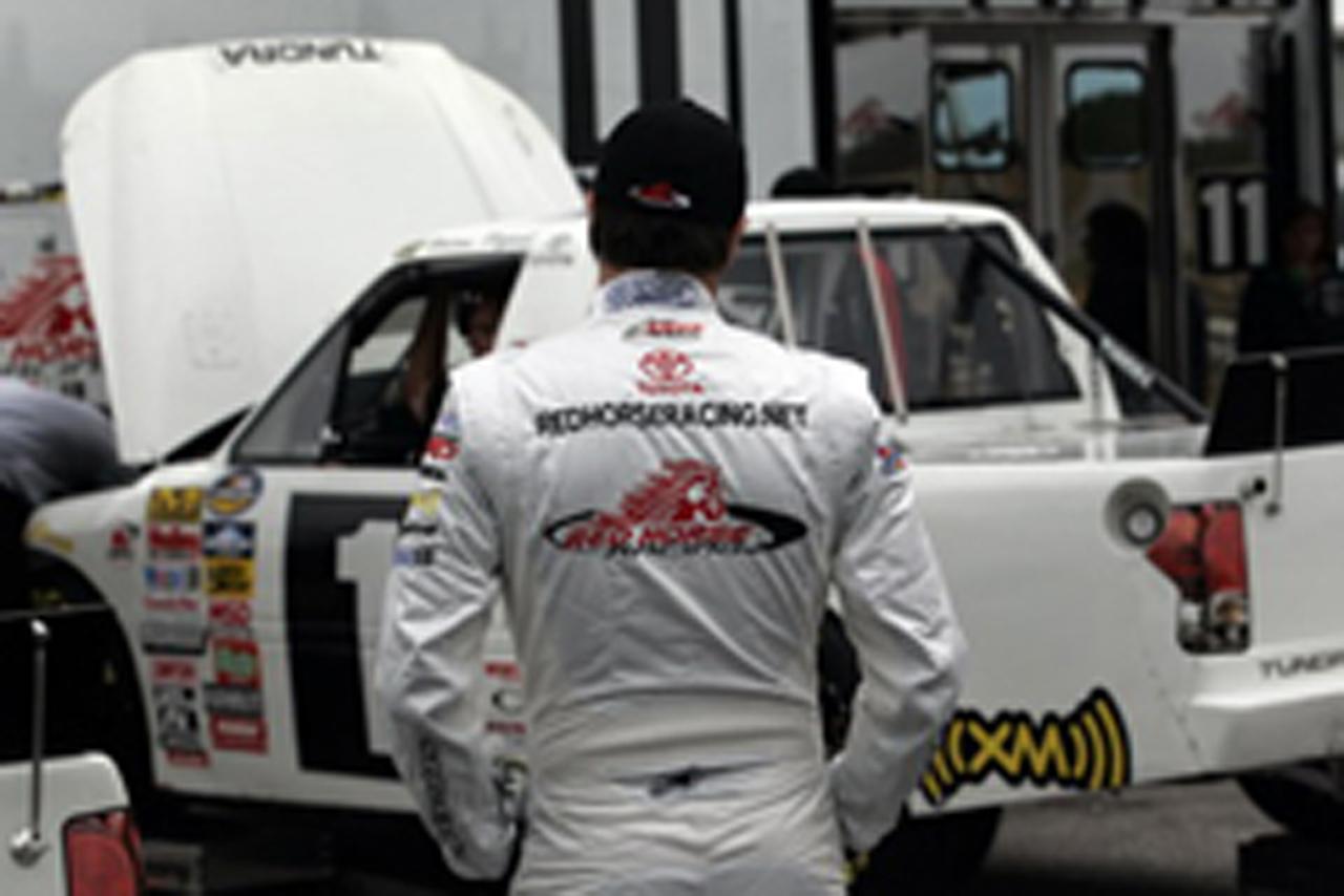 ネルソン・ピケJr. NASCARに転向