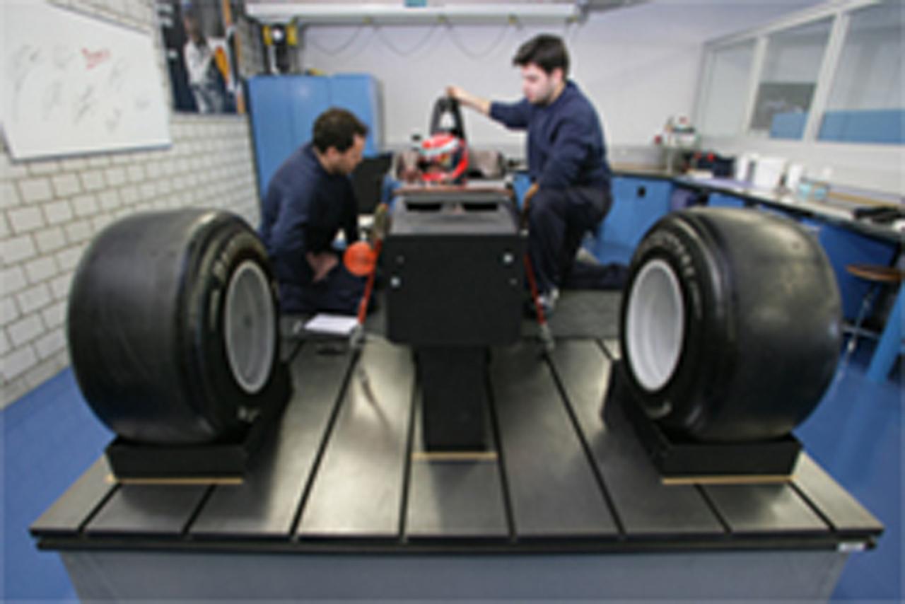 F1特集:ザウバー 歴代F1マシン Part 1