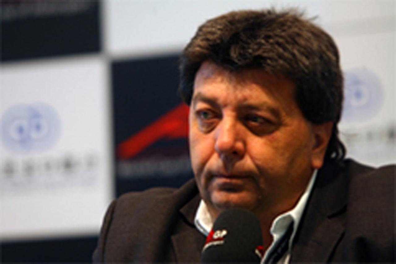 カンポス買収候補のA1GP代表トニー・ティシェイラ