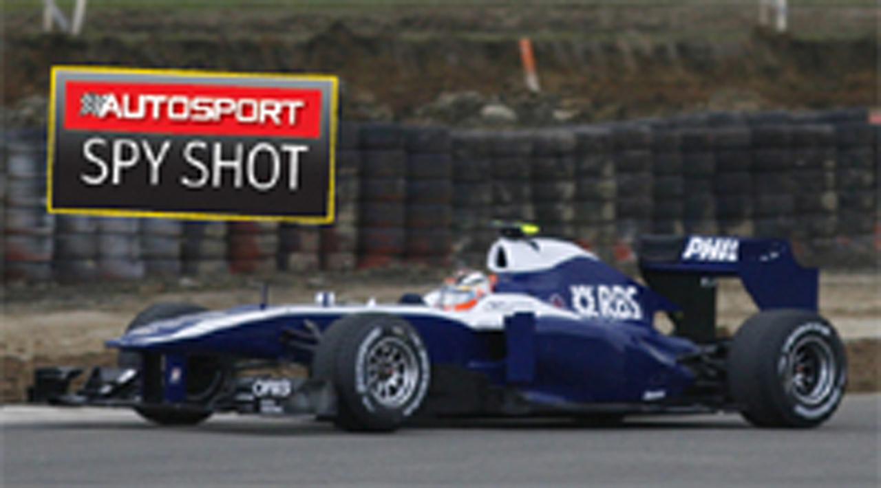 ウィリアムズ FW32
