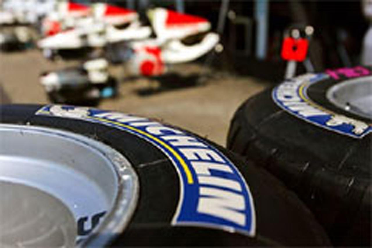 ミシュラン F1 タイヤ