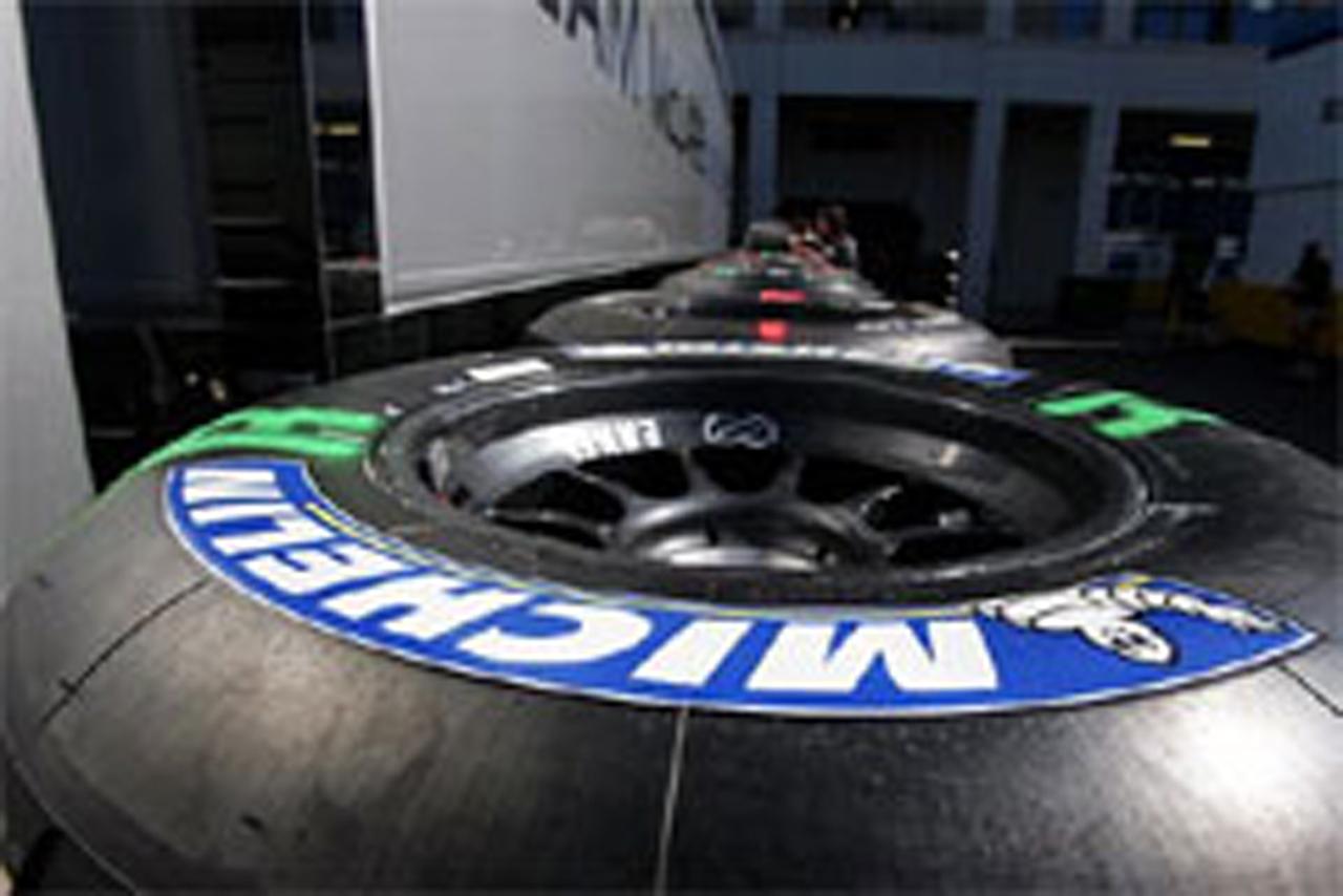 ミシュラン F1復帰