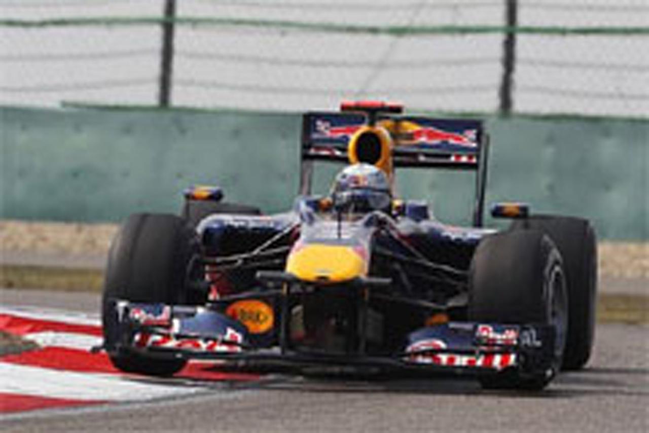 F1中国GP 予選