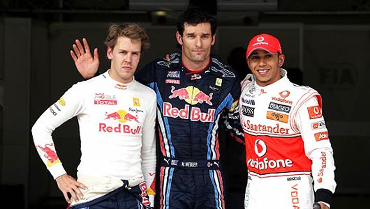 F1 トルコGP 予選