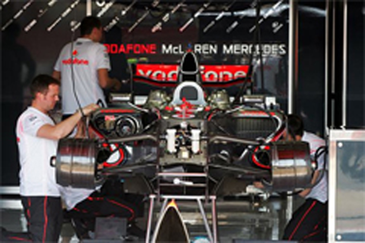 F1 カレージ広告