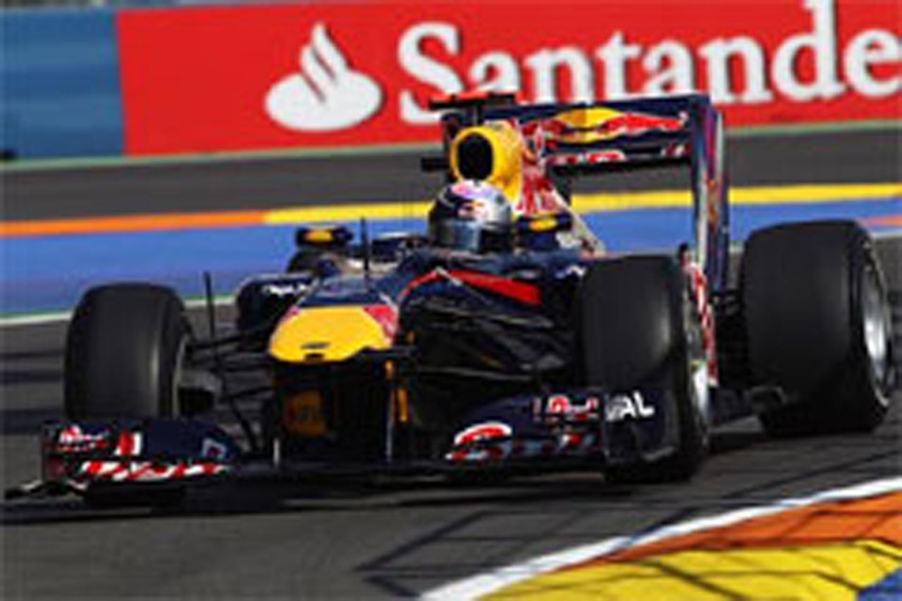 F1ヨーロッパGP フリー走行3回