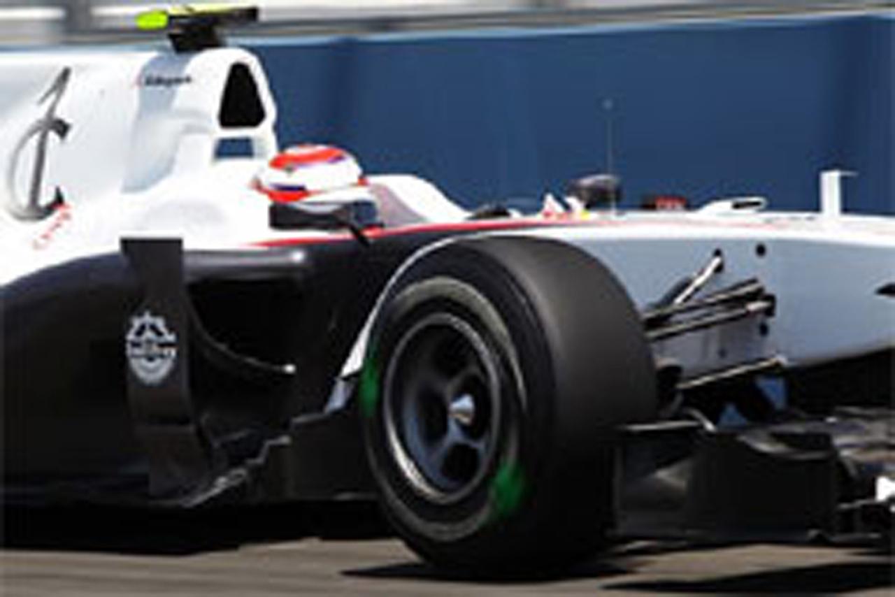 小林可夢偉 ザウバー F1ヨーロッパGP