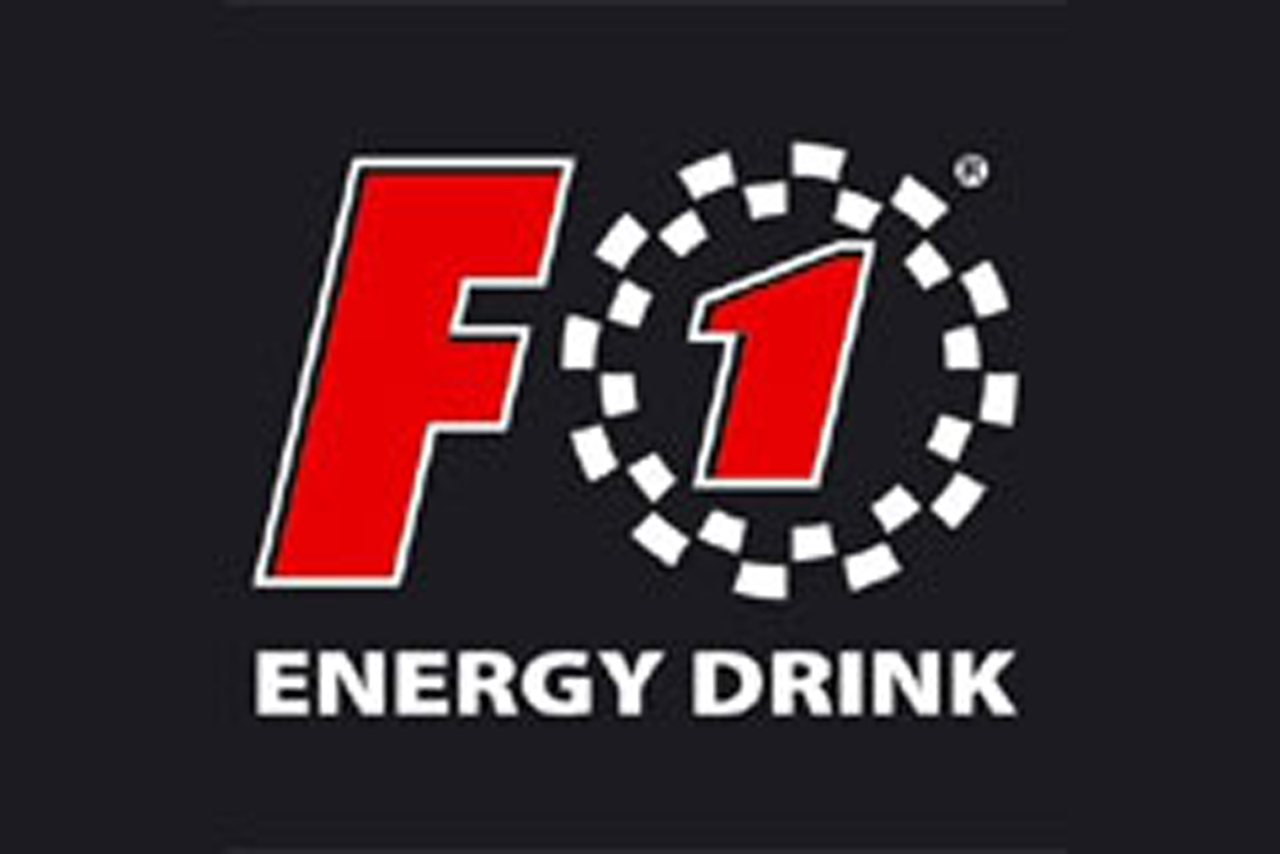 F1 Racing Energy Drink