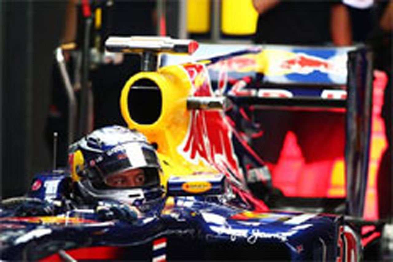 F1ドイツGP フリー走行3回目