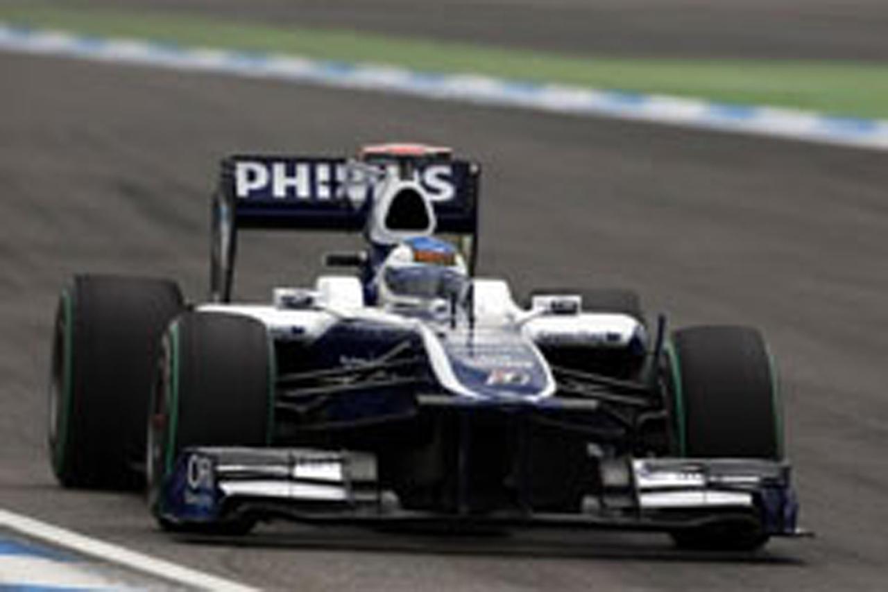ウィリアムズ F1ドイツGP 予選