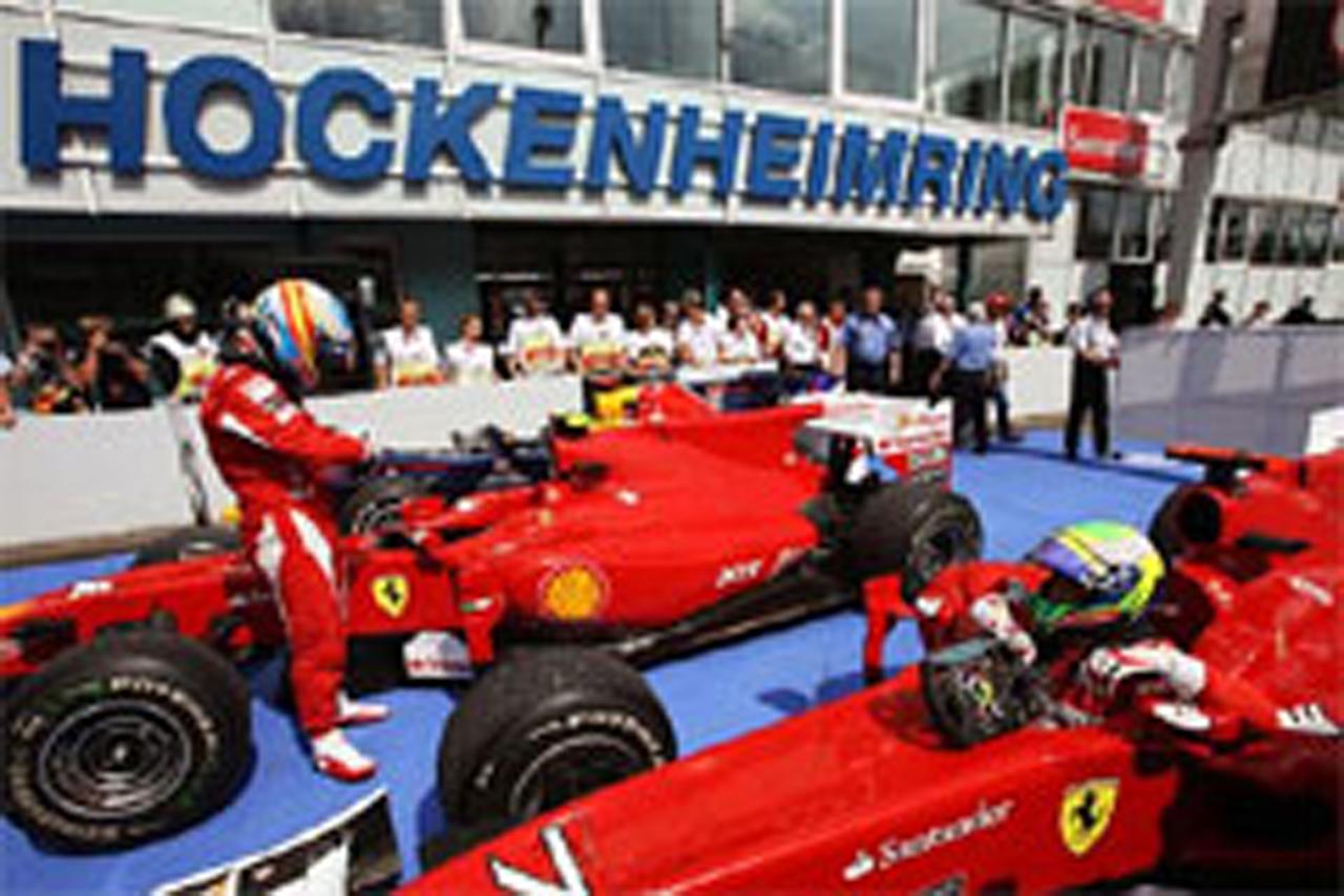 ブリヂストン F1ドイツGP
