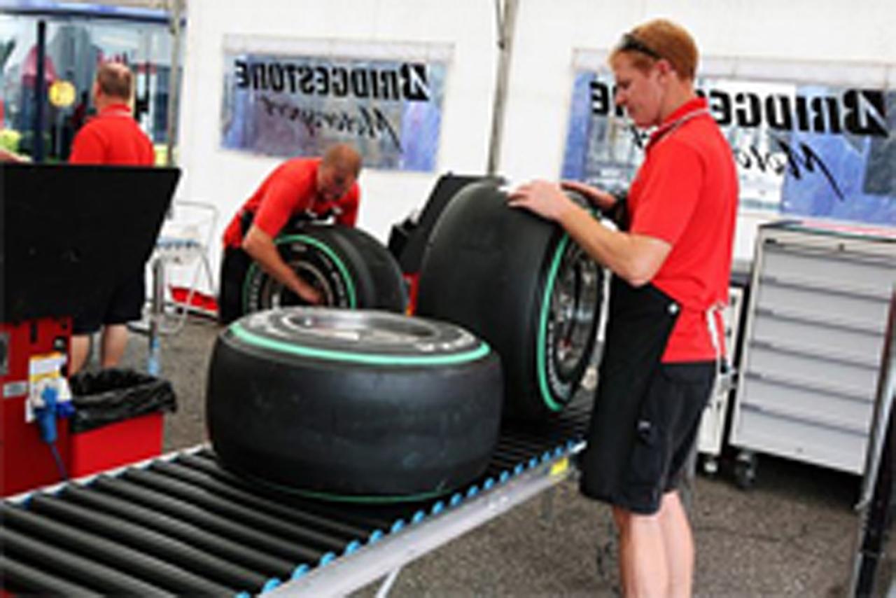 ブリヂストン F1ハンガリーGP