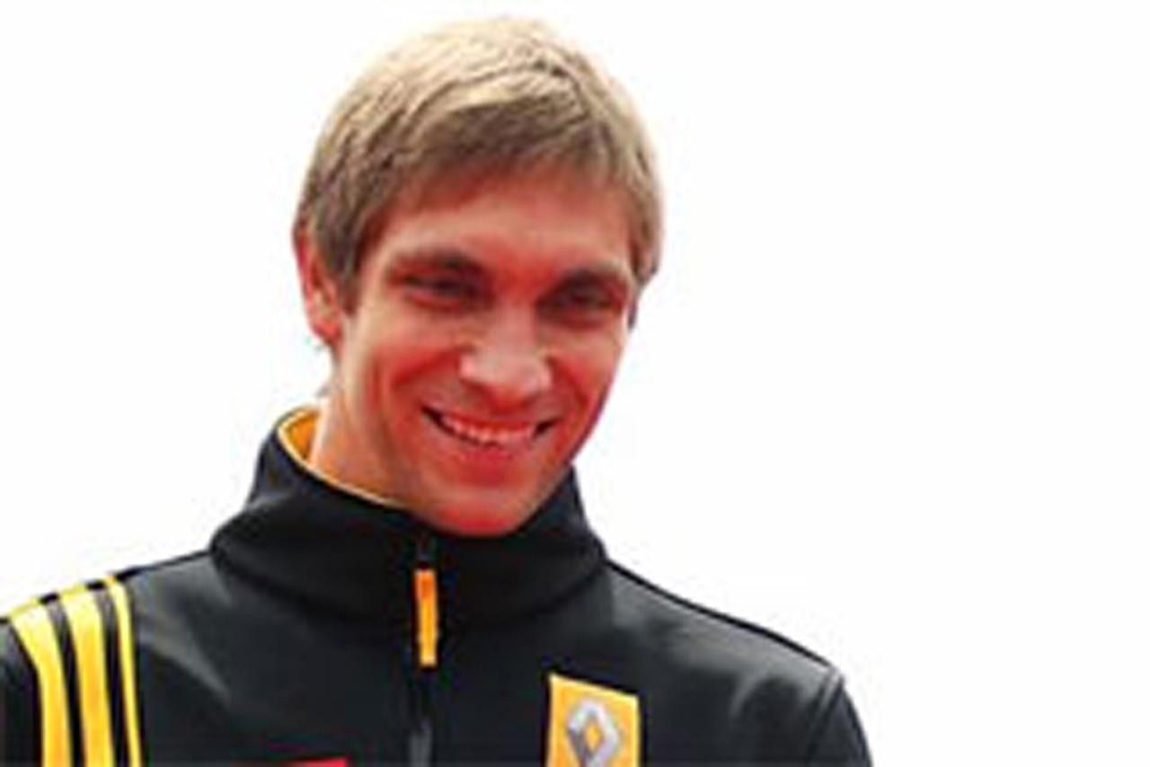 ヴィタリー・ペトロフ