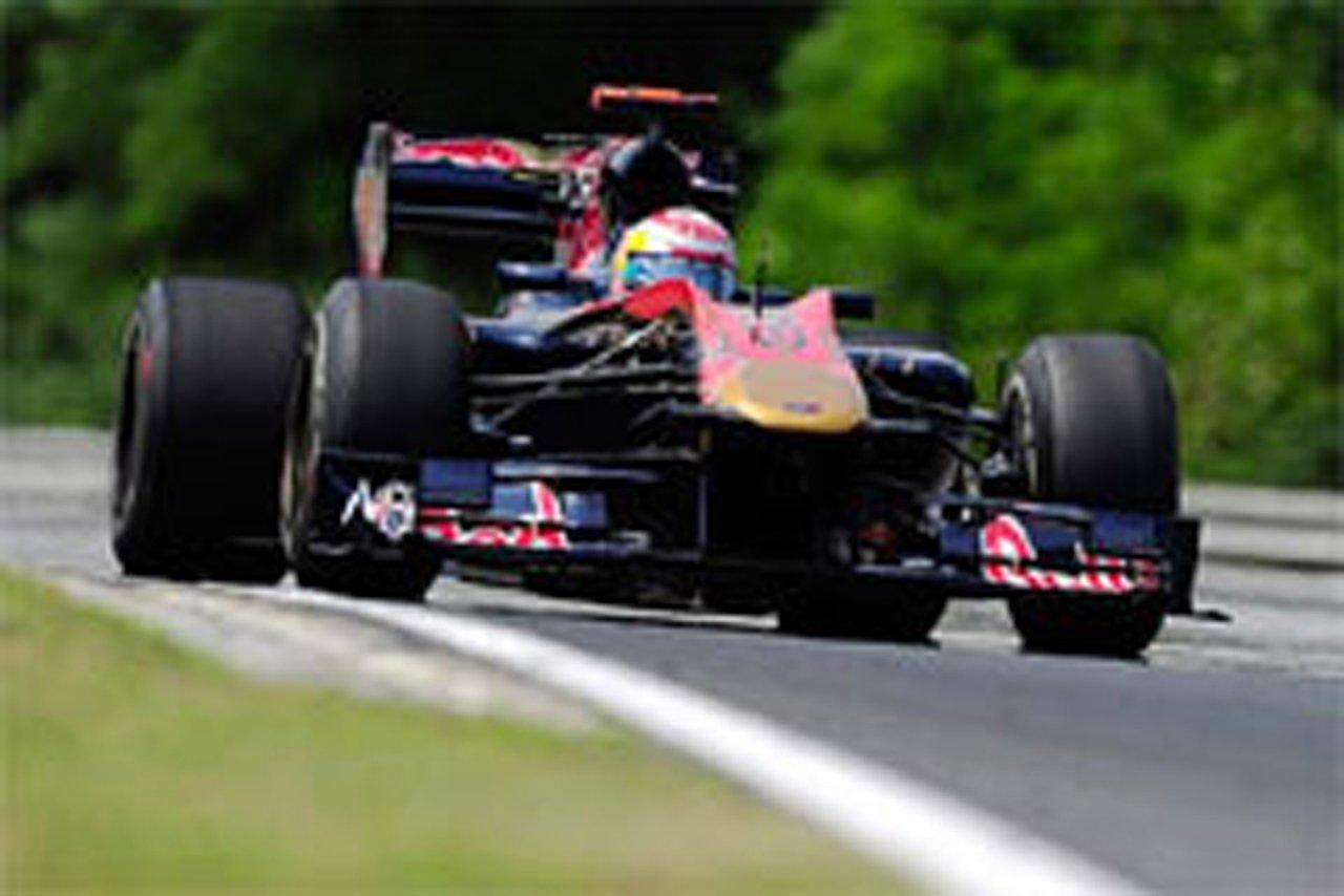 トロ・ロッソ F1ハンガリーGP 予選