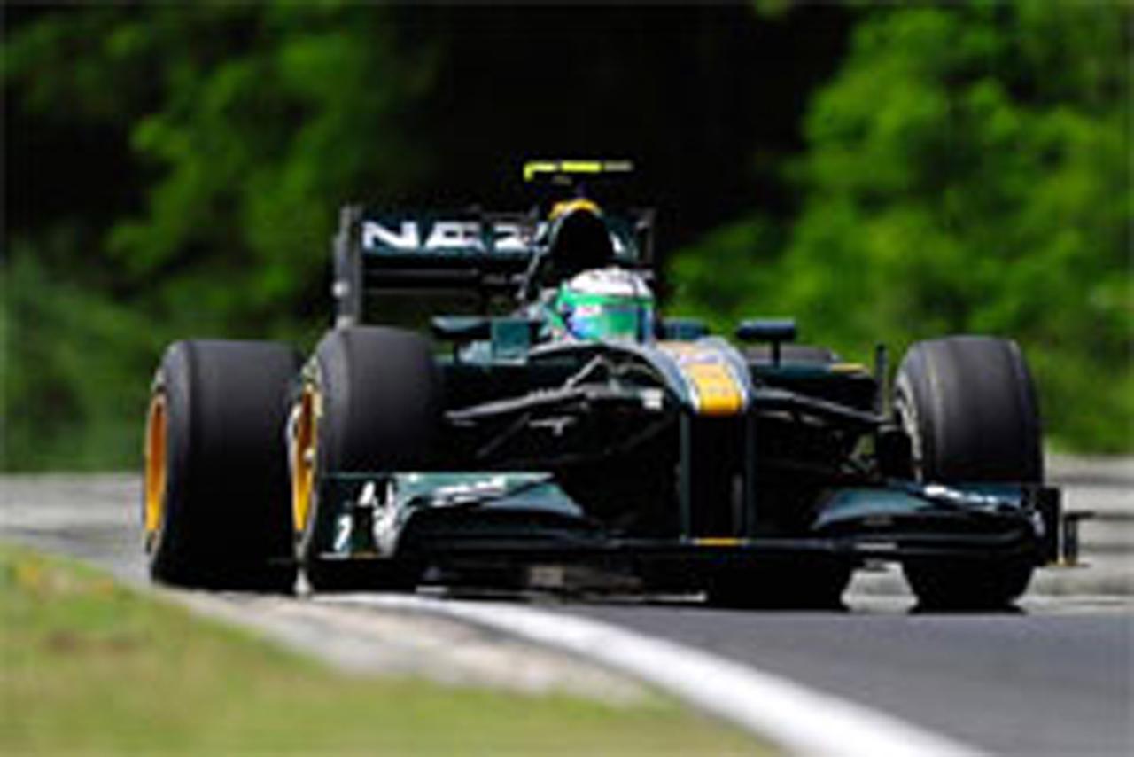 ロータス F1ハンガリーGP 予選
