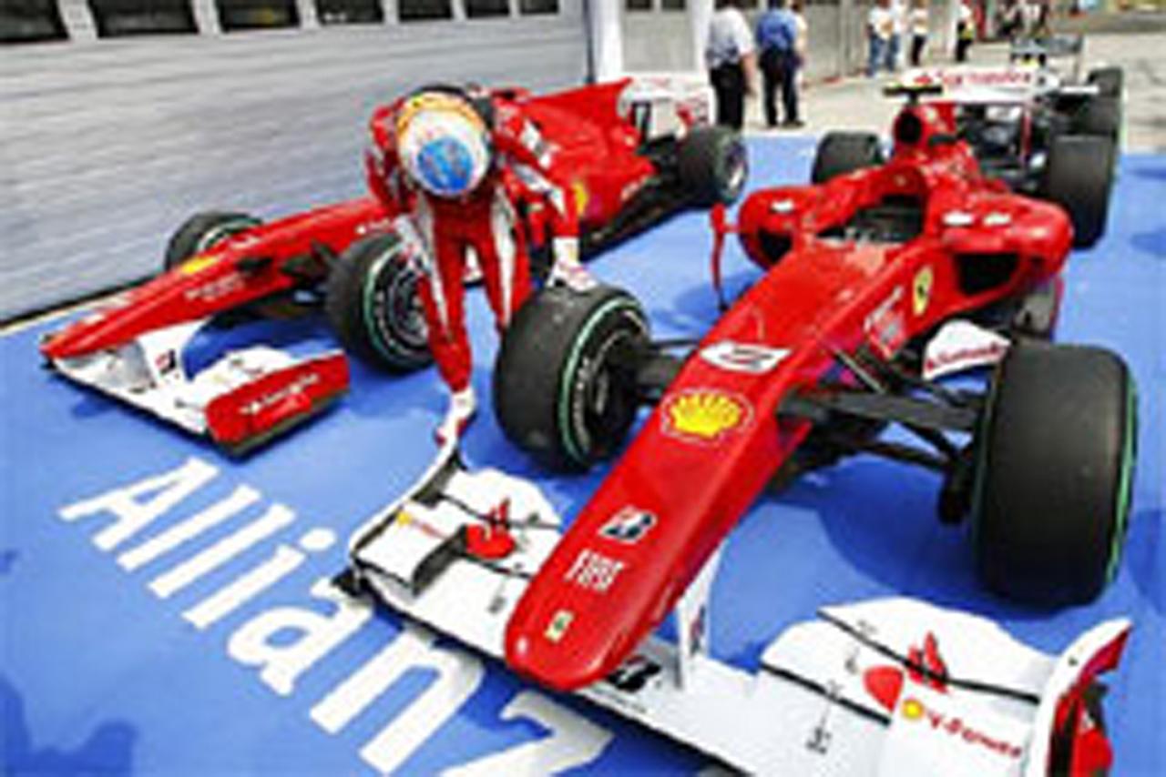 ブリヂストン F1ハンガリーGP 予選