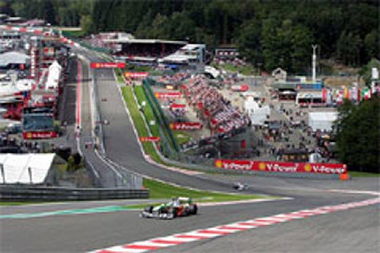 2009年 ベルギーGP