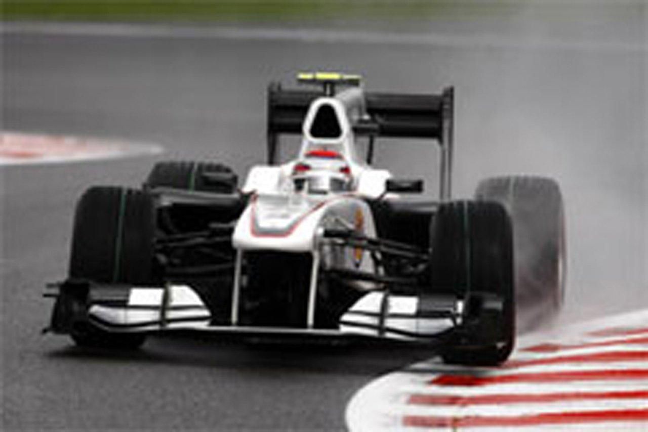 小林可夢偉 (ザウバー)  F1ベルギーGP