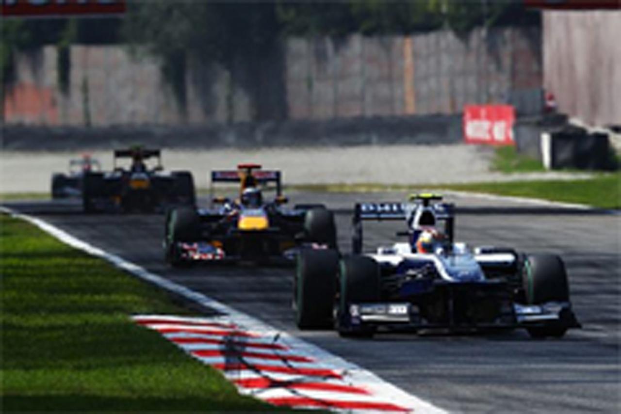 ウィリアムズ F1イタリアGP