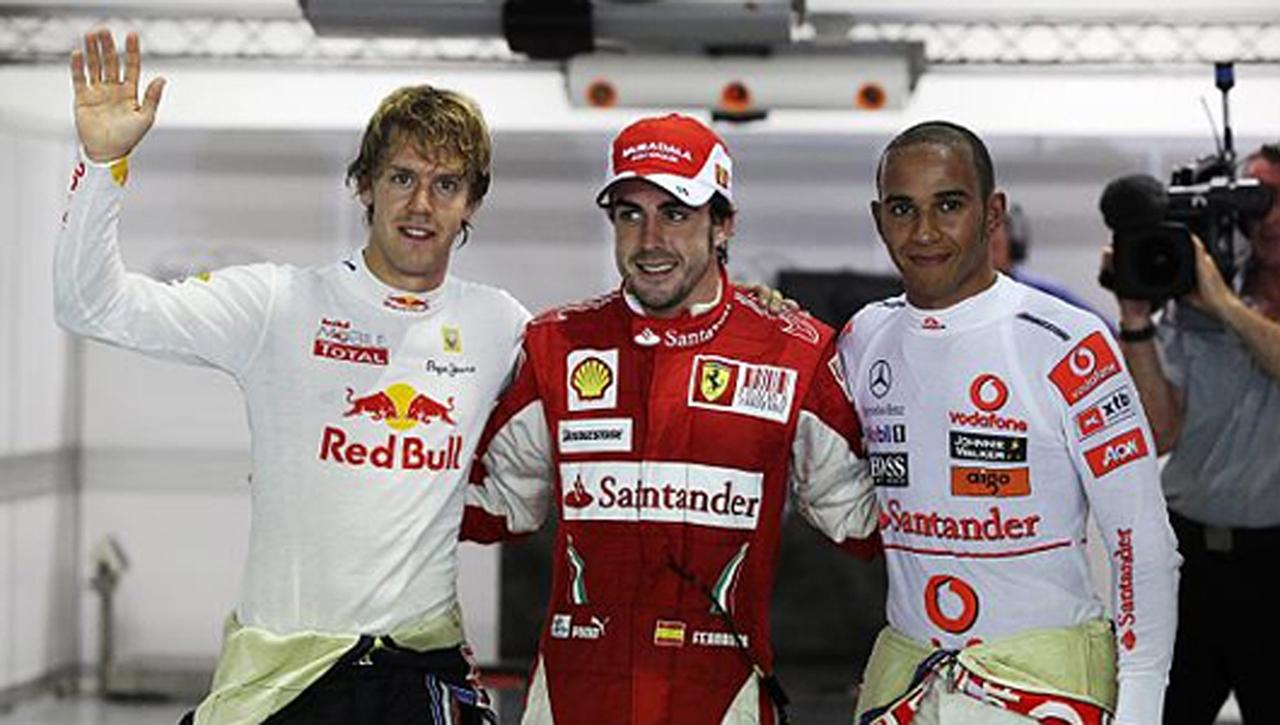 F1 シンガポールGP 予選 (ドライバーコメント)