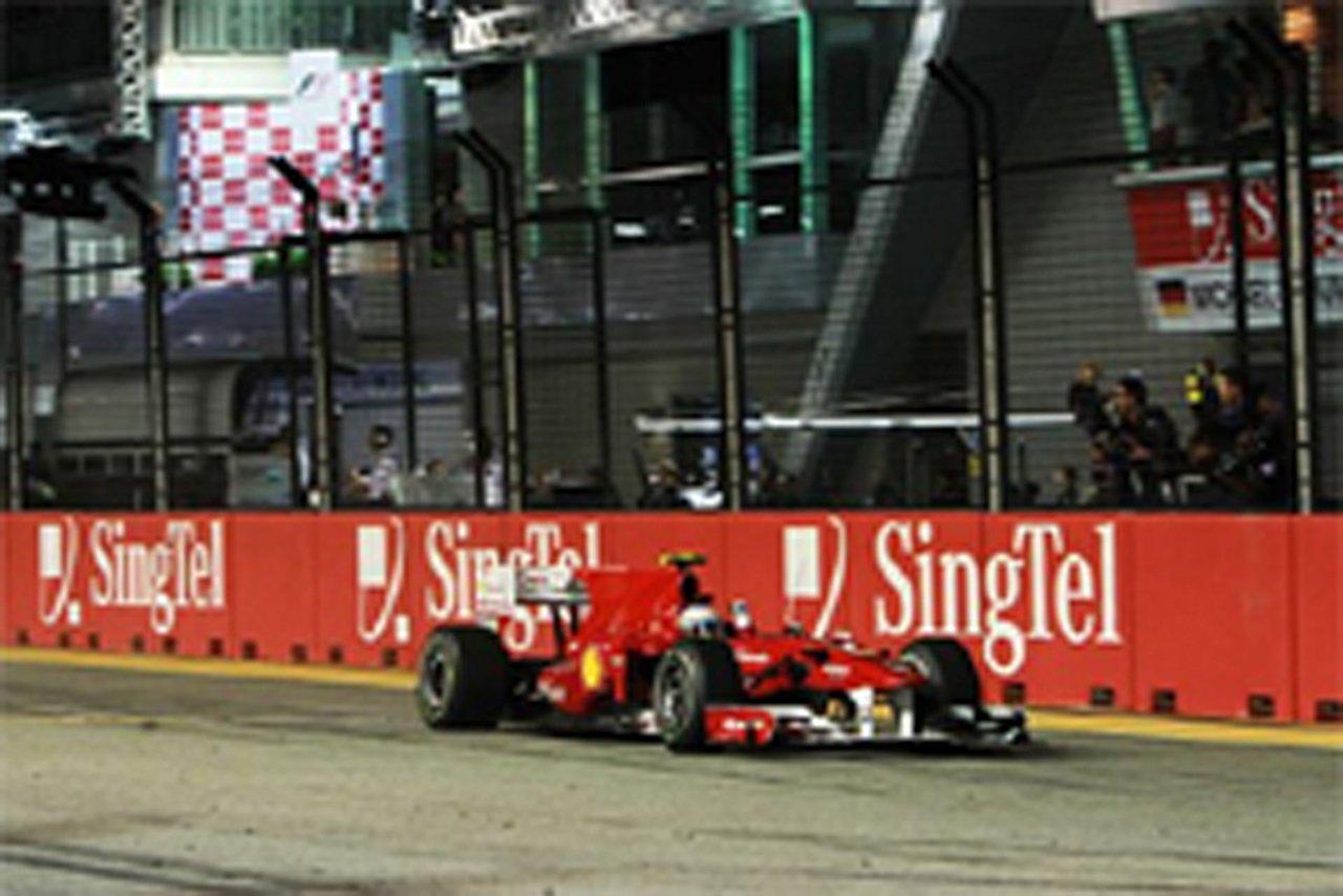 ブリヂストン F1シンガポールGP