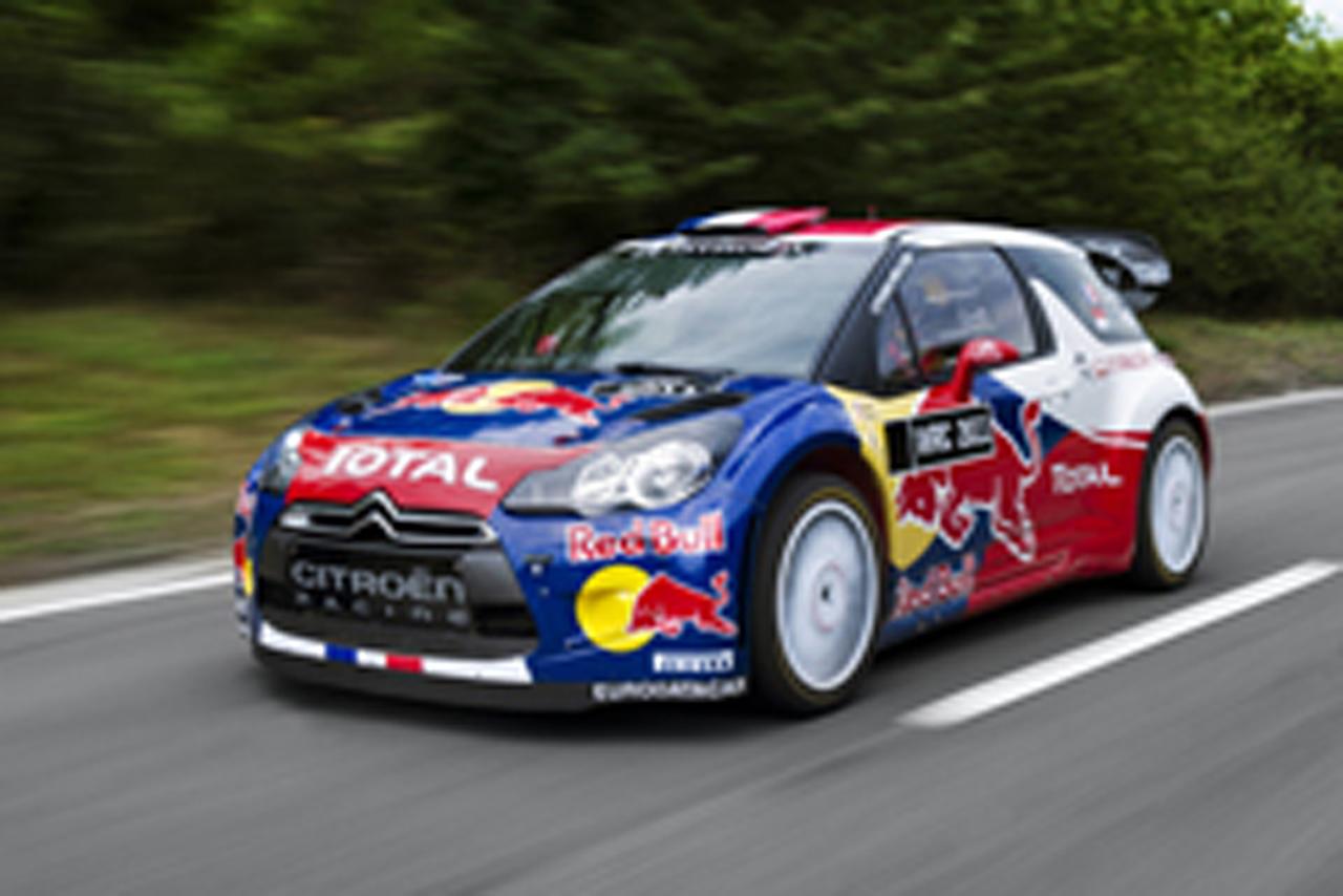 シトロエン WRC