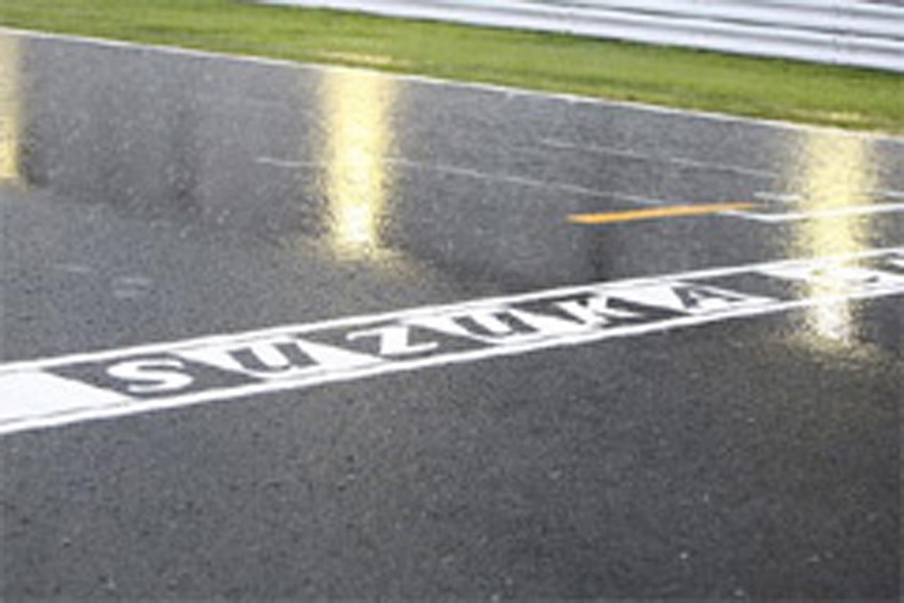 ブリヂストン:F1日本GP土曜日