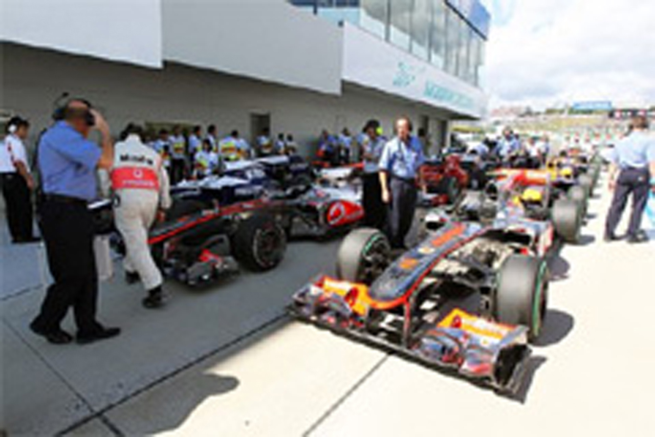ブリヂストン:F1日本GP 予選レポート
