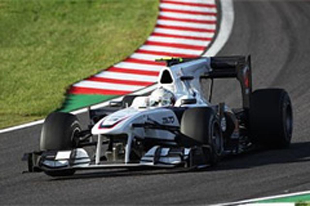 小林可夢偉 F1日本GP