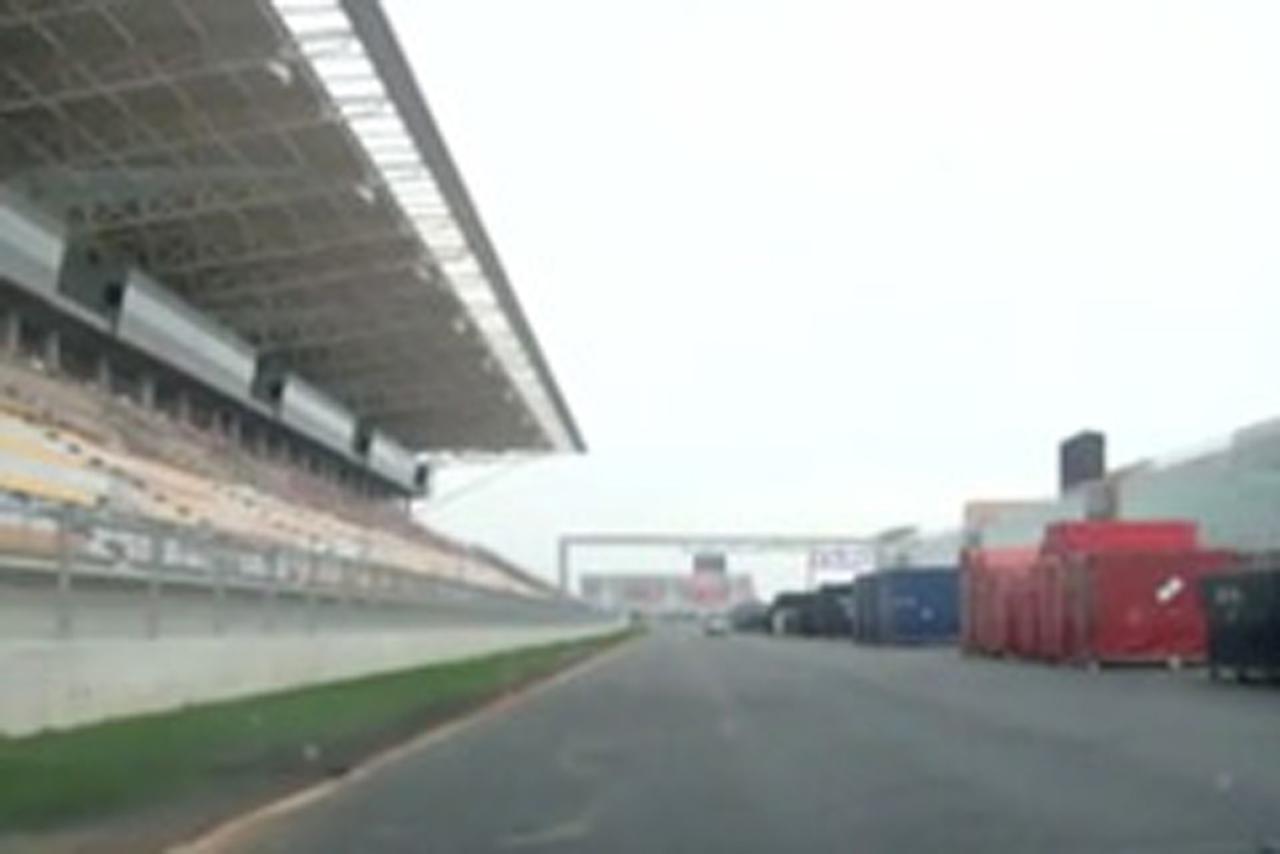 韓国GP サーキット