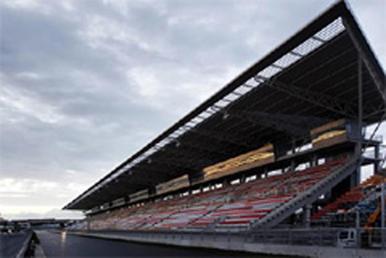 ブリヂストン F1韓国GP