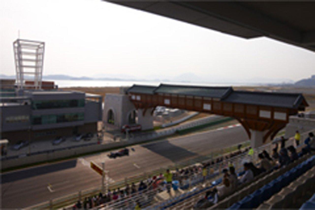 F1韓国 評価